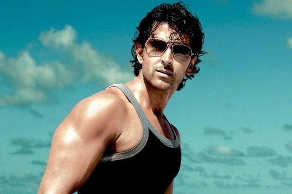 Hrithik Roshan Sizzling on Beach