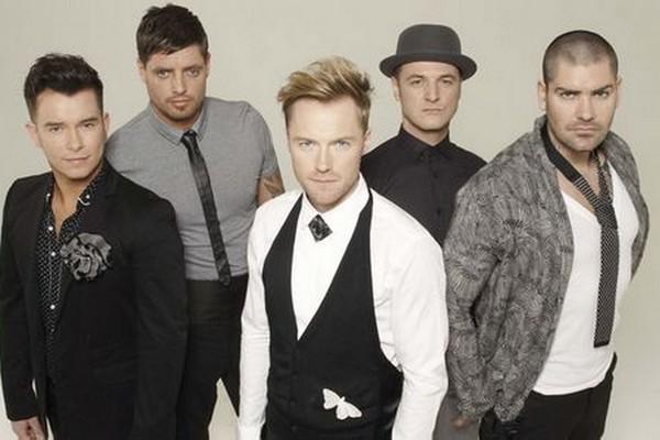 Boyzone Iconic Boy Bands