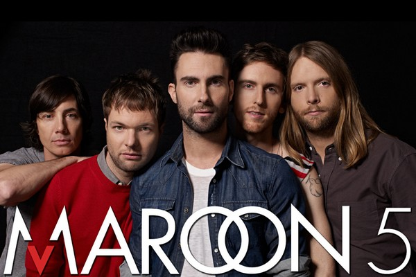 Maroon 5 Iconic Boy Bands
