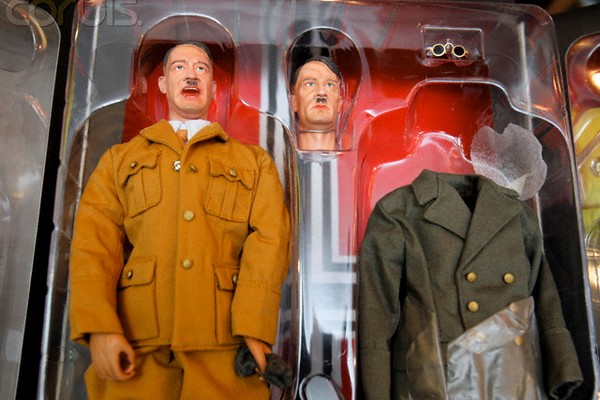 Ukraine - Adolf Hitler doll