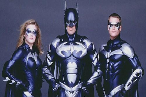 Batman film series