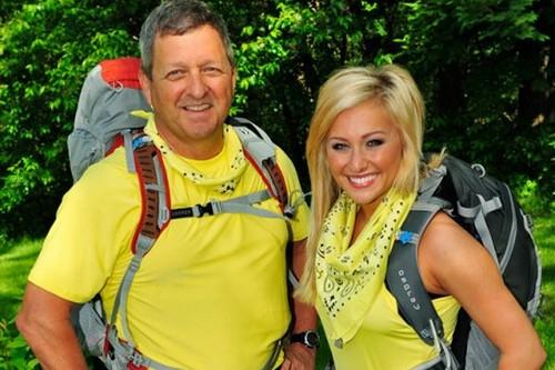 Gary & Mallory (The Amazing Race Teams)