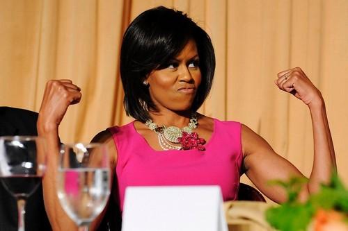 Michelle Obama Bodybuilding