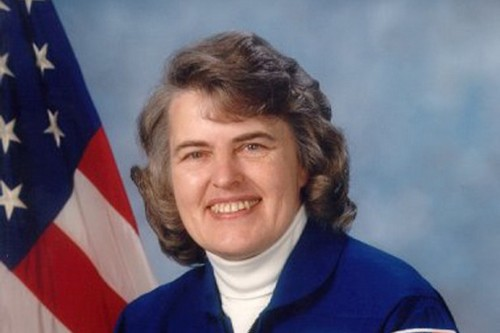 Shannon Lucid Women in Space