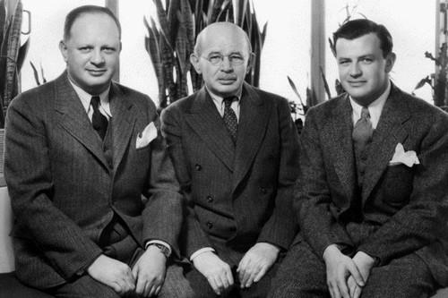 Herman & Joseph Mankiewicz