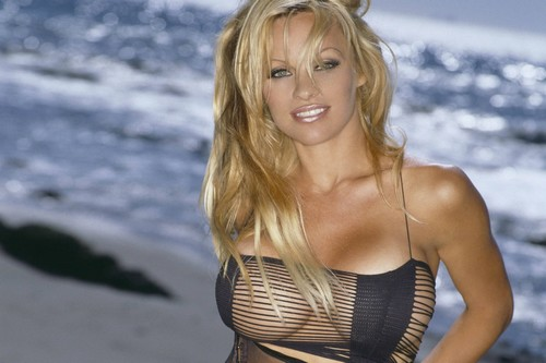 Pamela Anderson Breast Implants