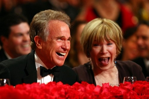 Warren Beatty & Shirley MacLaine