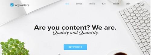eCopywriters Content Marketing Platforms