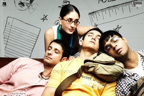 3 Idiots Aamir Khan Flicks