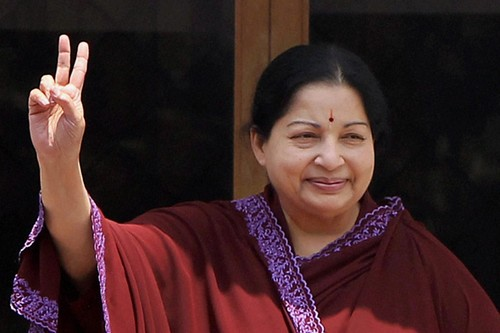 Jayalalitha Indian Politicians Loved by the Media