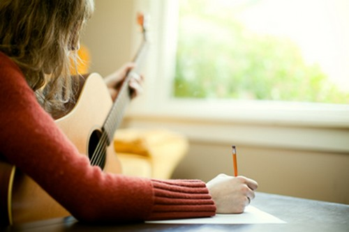 Process Of Writing A Song