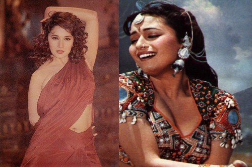 Rare Unseen Pictures of Madhuri Dixit
