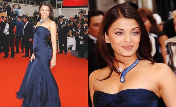 Aishwarya in 2006 Cannes