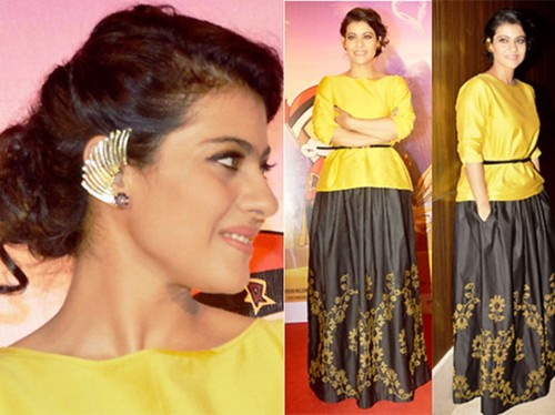 Bollywood Actresses Trending Ear Cuffs