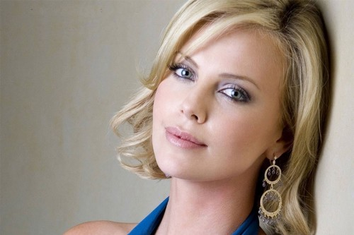 Charlize Theron Most Beautiful Eyes