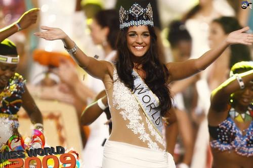 Miss World of Gibraltar
