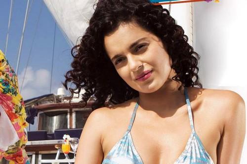 Kangana Ranaut Most Kissable Actresses