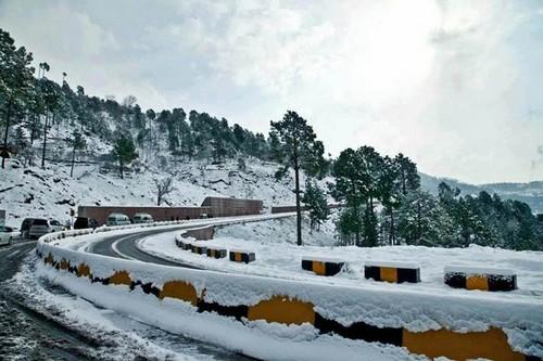 Murree Hills Winter Destinations In Pakistan