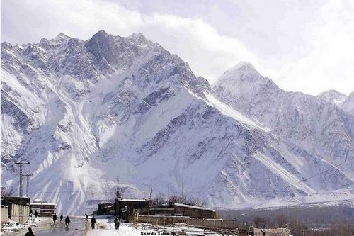 Skardu Winter Destinations In Pakistan