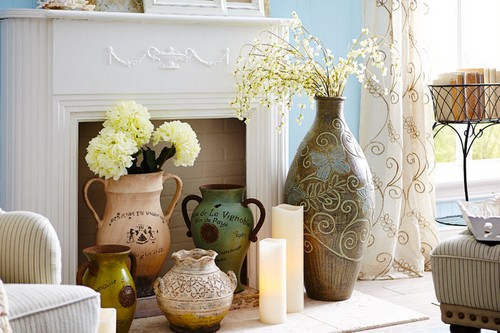 Vases Makeover For Your Room