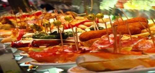 best food countries Spain