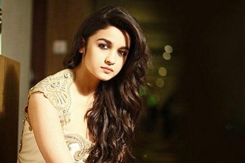 Young Alia Bhatt