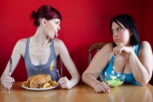 fat make you look super ugly