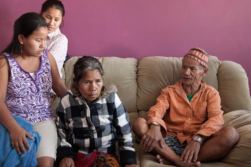 Bhutanese community leaders