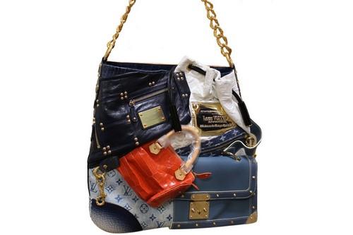 Louis Vuitton Patchwork Bag