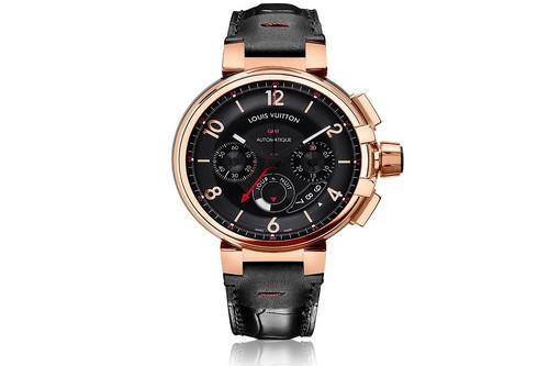 Pink Gold Men's Watch