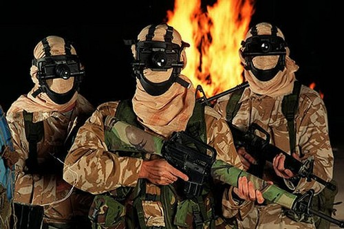 Best Special Forces