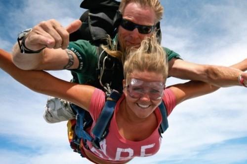 Skydivers most adventurous jobs