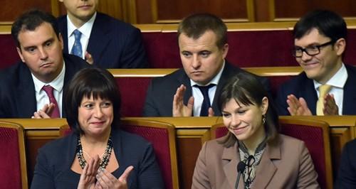 Ukrainian Ministers