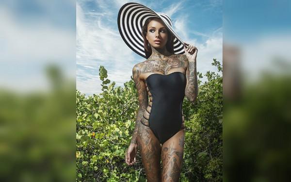 Cleo Wattenstorm Most Sexy Alternative Beauty Models