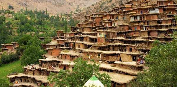Masouleh Mountain Village - Iran
