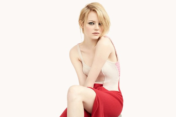 Most Popular Hollywood Actresses Emma Stone