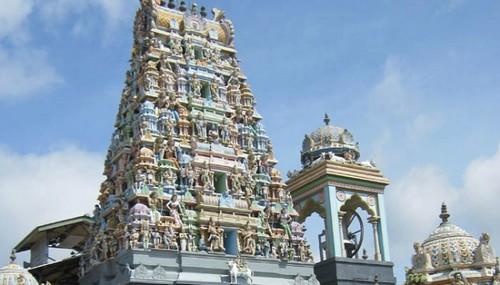 Amazing Hindu Temples Outside India