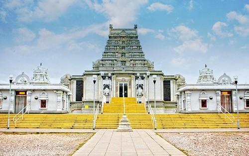 Sri Venkateswara Balaji Temple, England