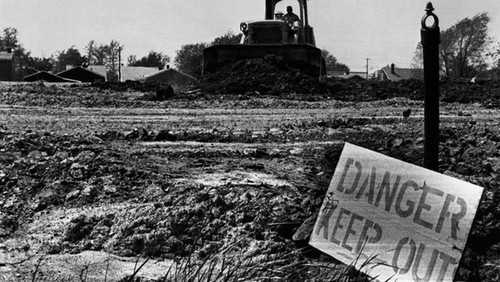 Love Canal Toxic Disaster
