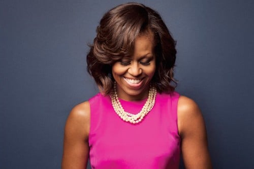 Powerful Lady Michelle Obama