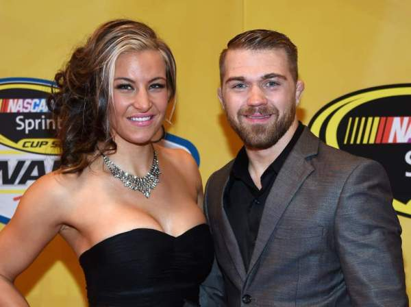 UFC Superstars Miesha Tate and Bryan Caraway are UFC's first couple.