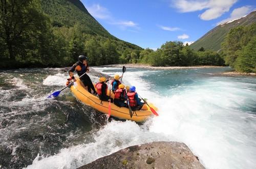 Most Dangerous Sports Rafting