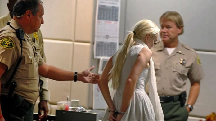 When Lindsay Lohan got Jailed