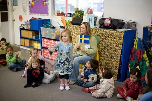 Egalia Pre-school in Stockholm, Sweden