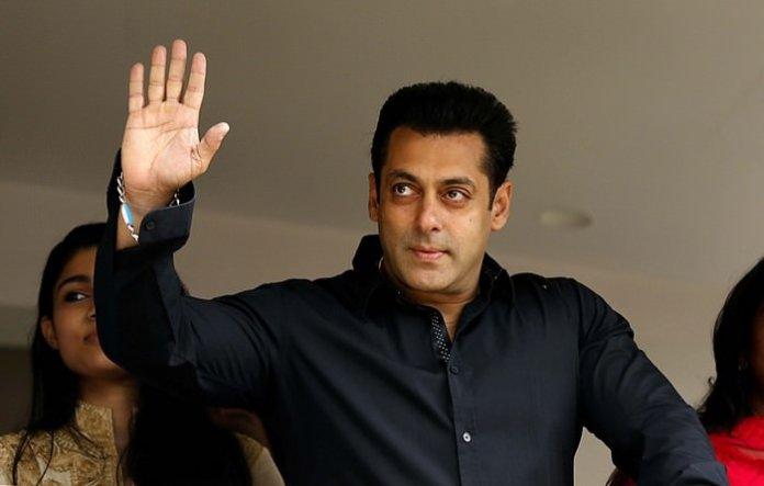 Salman Khan Most Handsome Man 2018