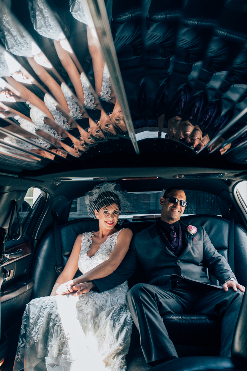 Limousine Wedding Photo | Frequently Asked Wedding Photography Questions