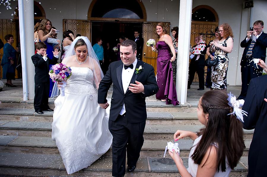 Greek Orthodox Wedding Photos {Maria & Nick}