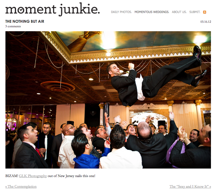GLK Creative Featured on Moment Junkie