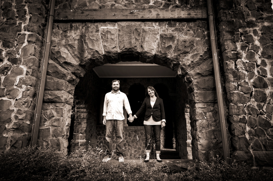 Kip's Castle Engagement Photos {Lea & Mike)