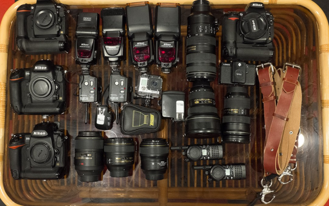 What's in My Wedding Photography Bag (2015 Edition)